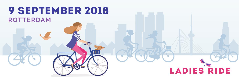 Ladies Ride 9-sept Rotterdam